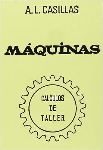 Calculos de Taller: Amazon.es: A.L. Casillas: Libros