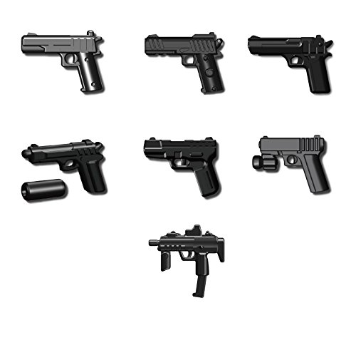Modern Brick Warfare Custom Pistol Pack Designed for for sale  Delivered anywhere in USA
