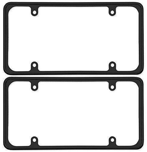 Cruiser Accessories Perimeter, Black (2 Pack)