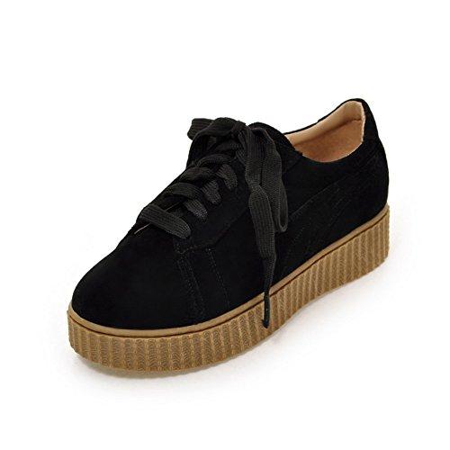 zapatosColegio viento bajo/Zapatos del estudiante/las chicas princesa zapatos/Zapatos con cordones Casualesesese A