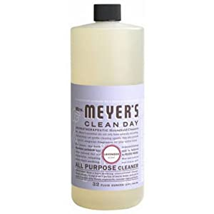 Mrs. Meyer's Clean Day All Purpose Cleaner, Lavender, 32 oz.