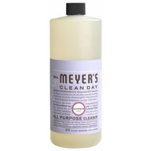Cutters Cold Porcelain (Mrs. Meyer's Clean Day All Purpose Cleaner, Lavender, 32 oz.)