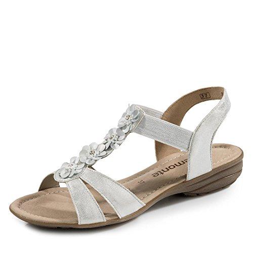 Remonte White R3633 R3633 Womens Remonte Sandals qBzw7zd