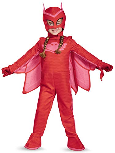 Owlette Deluxe Toddler PJ Masks Jumpsuit with