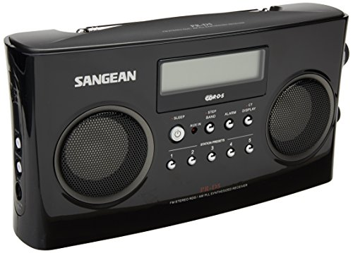 Sangean FM-Stereo RDS  / AM Digital Tuning Portable Receiver