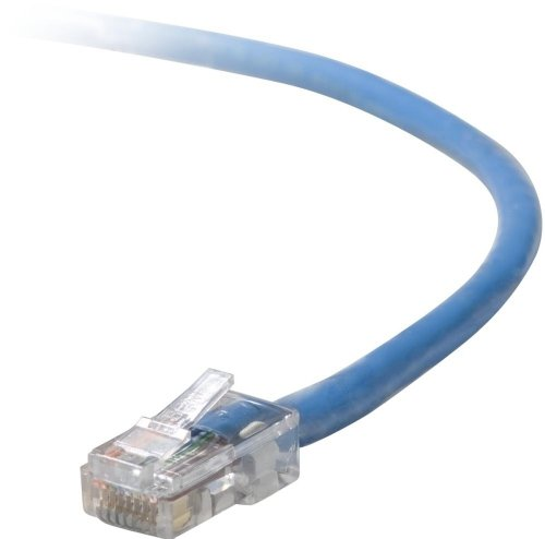 Belkin cat5e 12ft blue patch cable rj45m rj45m