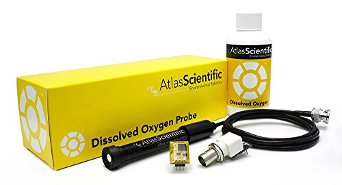 Dissolved Oxygen Test Kit - Dissolved Oxygen Solution, Circuit, BNC Connector &...