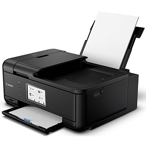 Canon PIXMA Wireless All-in-One Printer TR8520 with Printer Essentials Bundle and More by Beach Camera (Image #2)