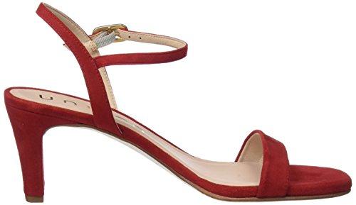 KS Red Rojo para Sandalia Pulsera Mujer Unisa con Mabre Pqgw5nHa