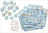 Cinderella 'Dreamland' Bingo Party Game (1ct) by Party Express