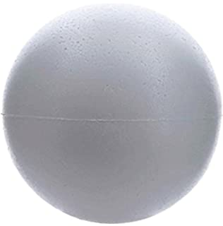 8 inch 20 cm smooth foam ball for crafting school and science modeling