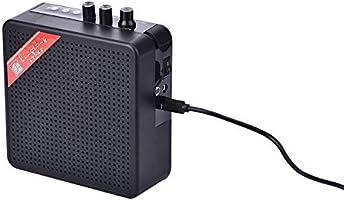Gaoominy 5W 9V Amplificador de Audio para Casa Alimentado Por ...