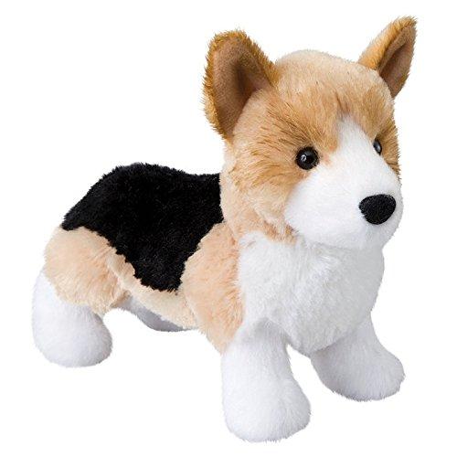 Cuddle Toys 4017 Shorty Tri-Color Corgi