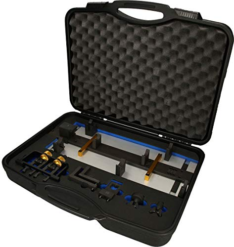 KS Tools 400.0035 Camshaft Assembly Tool Set for VAG, 10 pcs