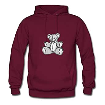 Lynsnyd Creative Women Play With Me Hoody - Play With Me Image In X-large