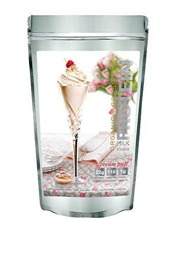 Protein Milkshake Cream Puff Whey Protein Powder - 1 -