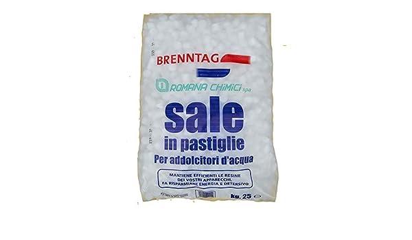 acquaverde 6 Bolsas Sal en Pastillas para Descalcificador y ...