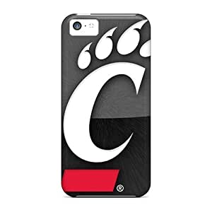 Hot Snap-on C Paw Grey Hard Cover Case/ Protective Case For Iphone 5c
