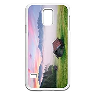 Samsung Galaxy S5 Cases Landscape Design Hard Back Cover Proctector Desgined By RRG2G BY supermalls