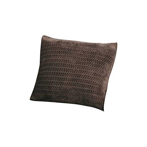 Sure Fit Stretch Royal Diamond - Pillow Slipcover - Wine
