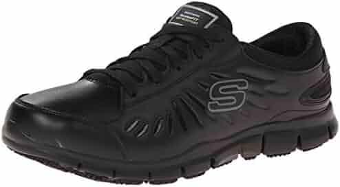 47ac780afb55 Skechers for Work Women s Eldred Shoe