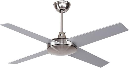 ventilador de techo ventilador europeo sin luz ventilador eléctrico ...