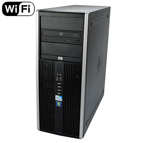 Price comparison product image HP Elite 8100 Minitower Desktop High Performance Premium Flagship Business Desktop (Intel i5-650 up to 3.46 GHz Processor, 8GB RAM, 2TB HDD, DVD, Windows 10 Professional) (Certified Refurbished)
