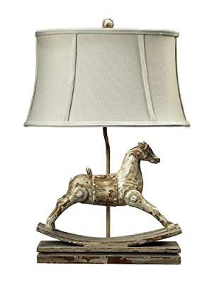 Carnavale Rocking Horse Table Lamp