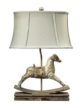 Dimond Lighting Carnavale Rocking Horse Table Lamp
