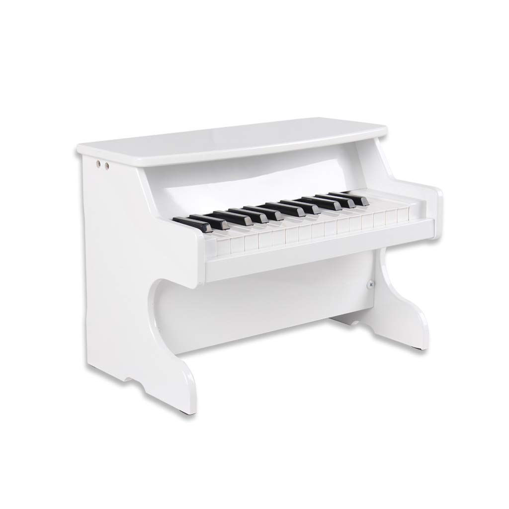 LINGLING-キーボード B07RL9QPTD 子供のピアノ木製インテリジェントキーボード初心者1-3-6-4歳男の子と女の子の赤ちゃんのおもちゃ小さなミニピアノ (色 (色 : : 白) 白 B07RL9QPTD, インテリアHikari-craft:74141372 --- number-directory.top