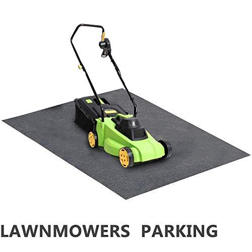 Garage Floor Mat (36''x 72''), Premium Absorbent Garage Floor Oil Mat – Reusable – Oil Pad Contains Liquids, Protects Garage Floor Surface by F-arrow (Image #1)