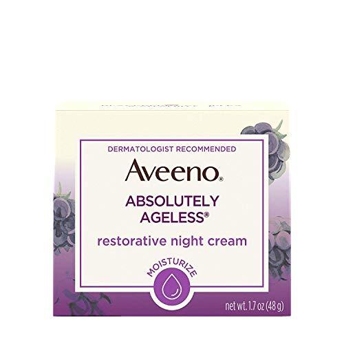 Ageless Restorative - Absolutely Ageless Restorative Facial Anti-Aging Night Cream, 1.7 Oz