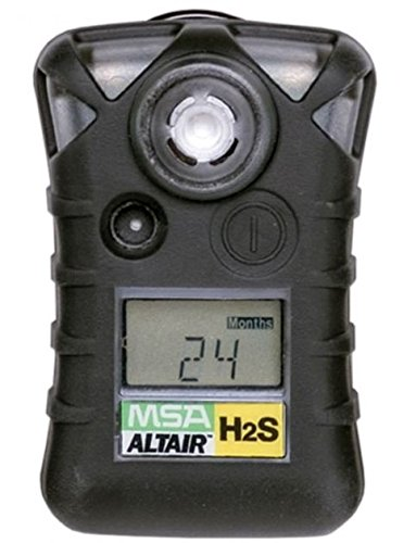 Amazon.com: MSA 10092521 Altair Hydrogen Sulfide Single Gas Detector (H2S): Home & Kitchen