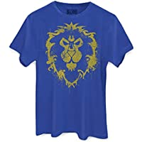 Camiseta World of Warcraft Aliança