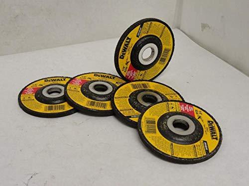 DeWalt DW4514 Lot-5, Grinder Wheels, Size: 4-1/2 inch, Very Coarse