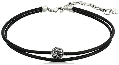 Lucky Brand Leather Choker Necklace product image