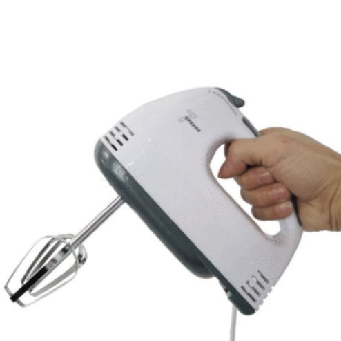 Electric Egg Beater Hand Held 7