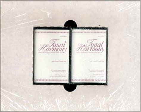 Book Tonal Harmony: with an Introduction to Twentieth-Century Music: Cassettes for Text