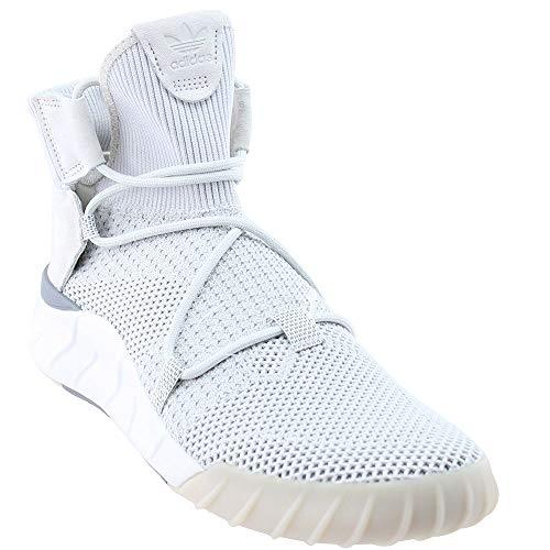 adidas Mens Tubular X 2.0 Pk Basketball Athletic Shoes, Grey, 5.5