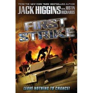Jack Higgins,justin Richards (Author)first Strike [Hardcover](2010)