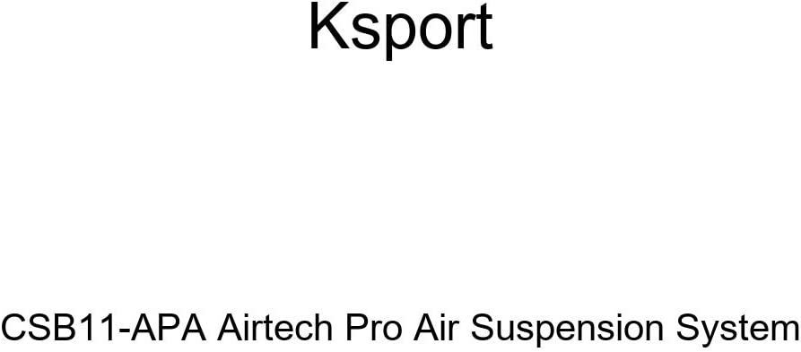 KSport CSB11-APA Airtech Pro Air Suspension System