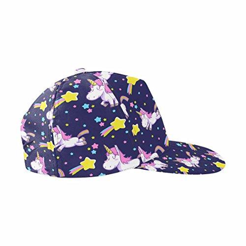 21e7e8cb6a8 Sale! 🔍. InterestPrint Funny Designed Adjustable Baseball Caps Dancing Hip  Hop Cap
