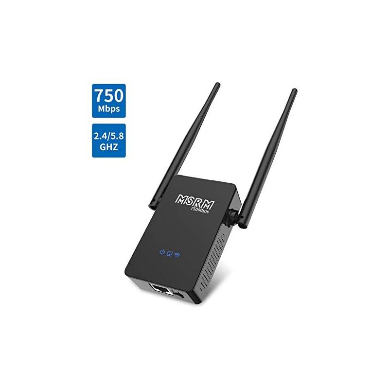 MSRM US750 750Mbps WiFi Range Extender 3