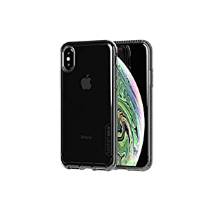 Tech 21 Pure Tint Case for Apple iPhone Xs – Carbon