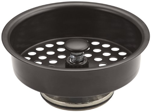 Kohler K-8803-2BZ Duostrainer Basket Strainer, Oil Rubbed ()