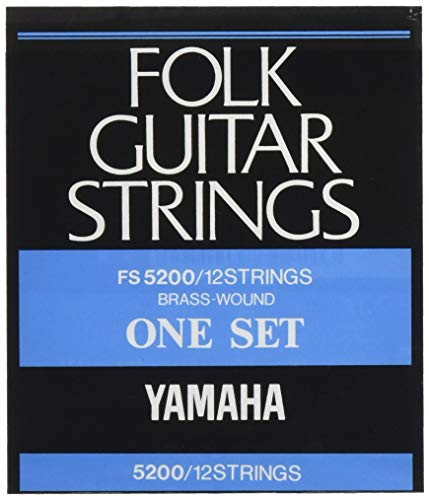 Fs5200 12-string Acoustic Guitar Strings Yamaha for sale  Delivered anywhere in USA