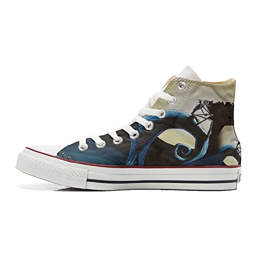 Handwerk personalisierte All Star Schuhe Converse art Produkt abstract axURS6