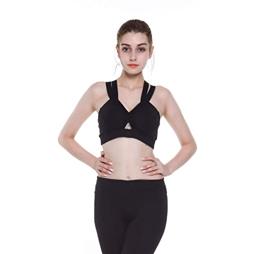 Sujetador De Yoga para Mujer, Chaleco Deportivo, Top Deportivo ...