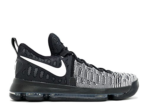 Nike Zoom KD 9 Men's Shoes Black/White 843392-010