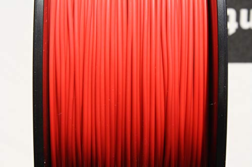 Red 1.75mm FilaCube PLA 2 (PLA Second Generation) 3D Printer Filaments 1kg [Made in USA] 1 Kilogram/Spool 1kg/roll FDM/FFF Pen polylactic Acid Plus pro pla+ plapro propla plaplus Poly lactic